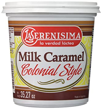 Image Unavailable. Image not available for. Color: La Serenisima Dulce de Leche ...