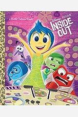 Inside Out (Disney/Pixar Inside Out) (Little Golden Book) Kindle Edition