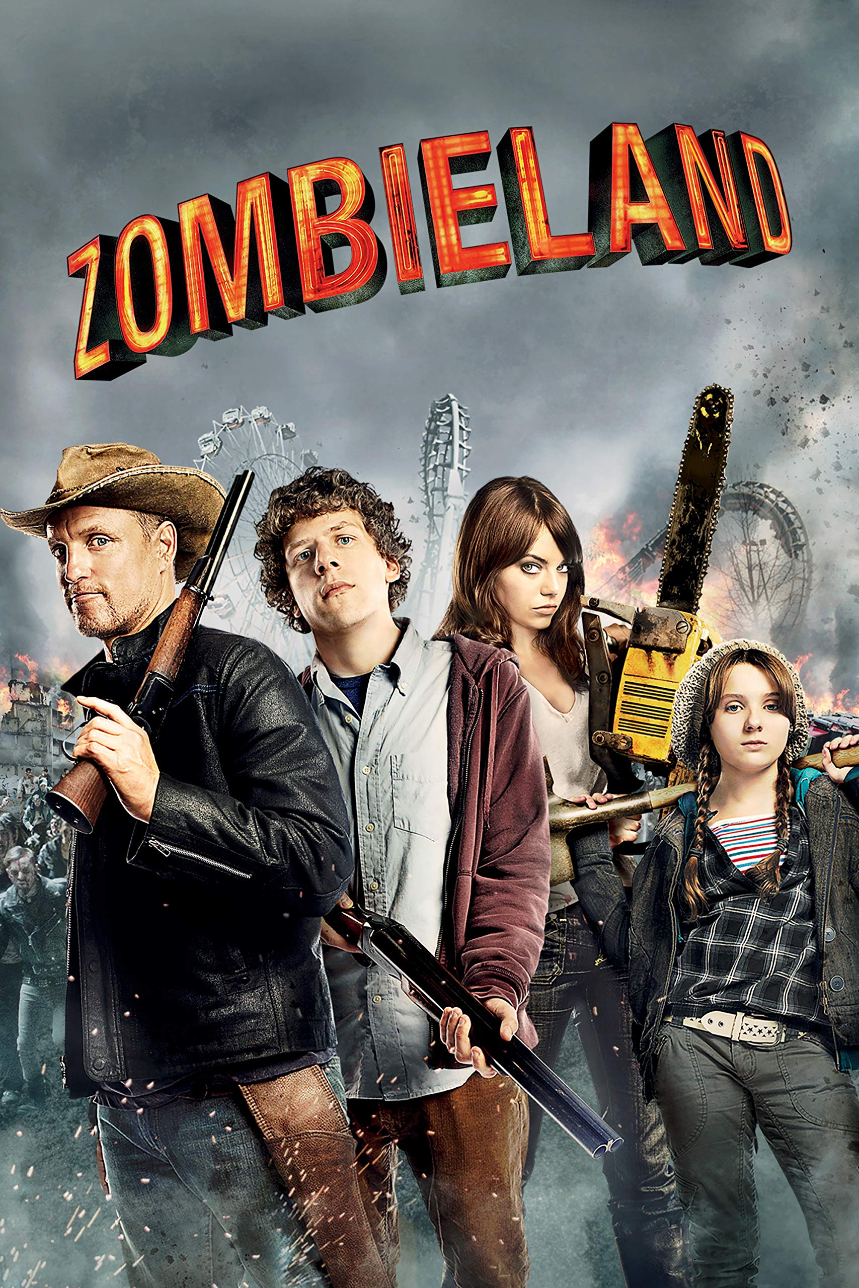 Zombieland (4K UHD) on Amazon Prime Video UK
