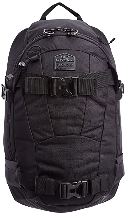 ONeill Rucksack AC All Round Snow & day Pack - Mochila, color negro