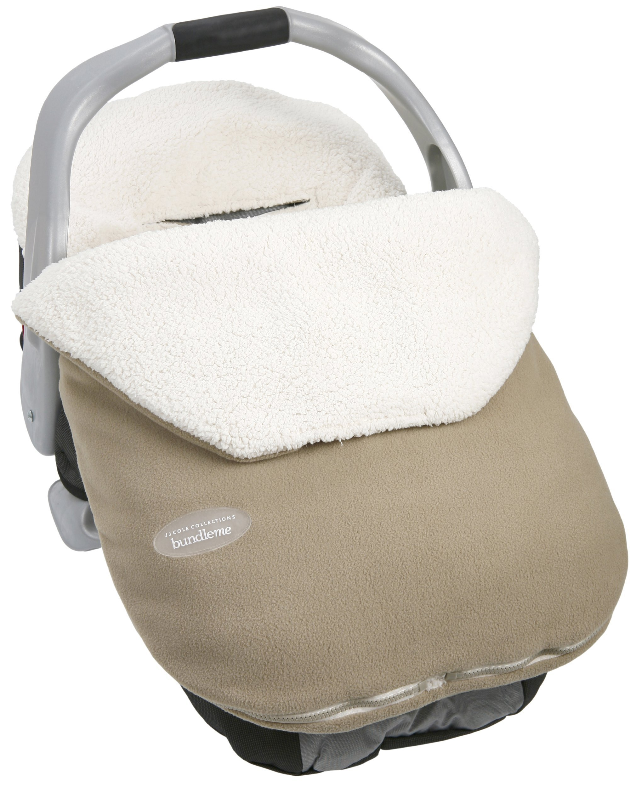 JJ Cole Original Bundleme Khaki Infant (Discontinued by Manufacturer)