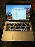 "Apple MacBook Pro 13.3"" Laptop Intel Core i7 3.0GHz 8GB RAM 512GB SSD MGXD2LL/A (C)"