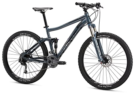 Mongoose Salvo Comp 27.5 Wheel Frame Mountain Bicycle