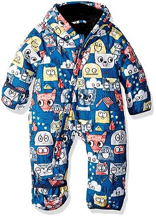 5c464e01961b Quiksilver Big Boys  Little Rookie Baby Suit 10K Snowsuit