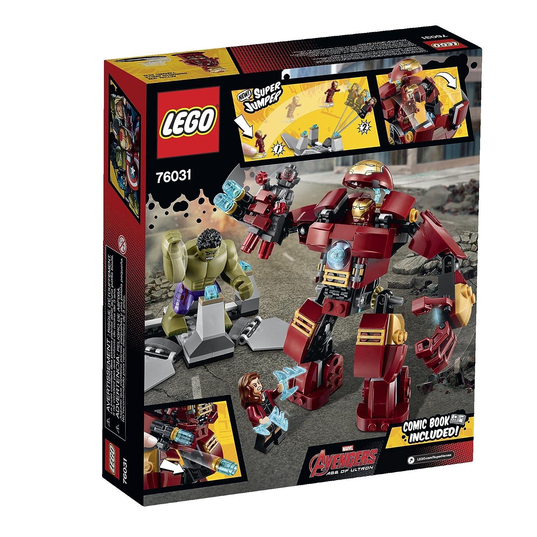 LEGO Super Heroes Marvel The Hulk Buster Smash Set #76031 - Kmart