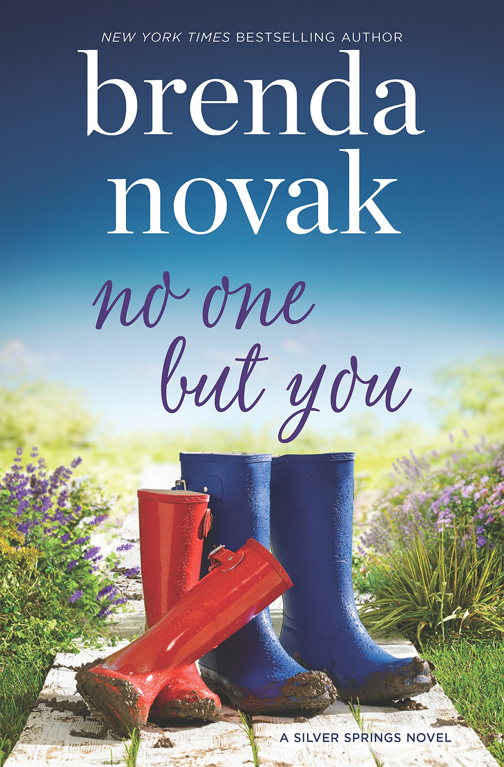 Download No One but You (Silver Springs) pdf