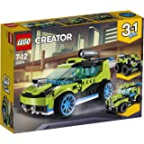 LEGO Creator 3in1 Rocket Rally Car 31074 Playset Toy