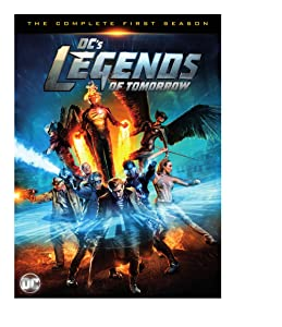 DC's Legends of Tomorrow: S1 (DVD)