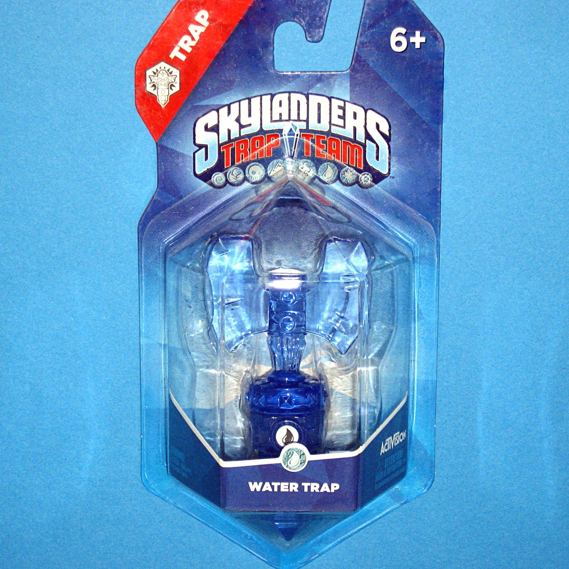 Skylanders Trap Team Trap Water Axe [Aqua Axe]