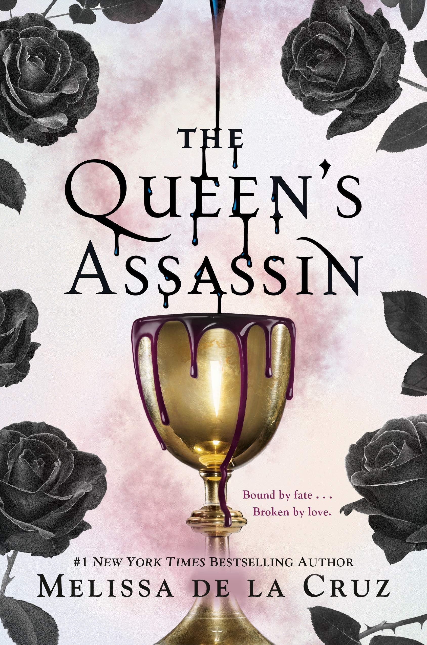 Amazon.com: The Queen's Assassin (9780525515913): de la Cruz, Melissa: Books