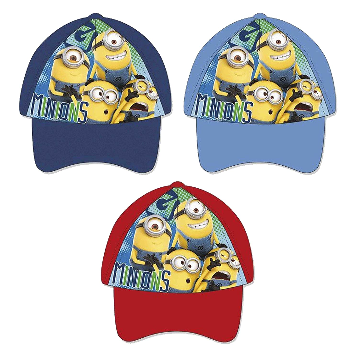 Gorra para niños Minion Planet Happy Toys