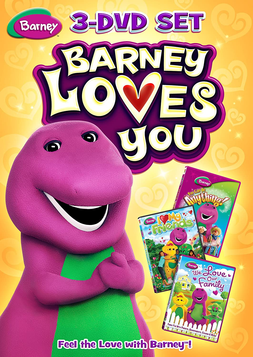 Amazon.com: Bar: Barney Loves You 3 Pack: n/a: Movies & TV