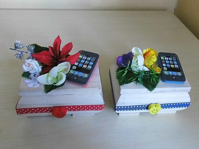 Geldgeschenk Geschenkbox Handy Smartphone Amazon De Handmade