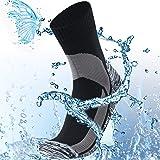 SuMade 100% Waterproof Socks, Men Women Outdoor Windproof Fishing Hunting Hiking Trekking Socks