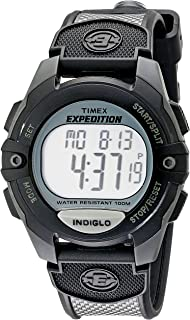 Timex Mens Expedition Classic Digital Chrono Alarm Timer Full-Size Watch