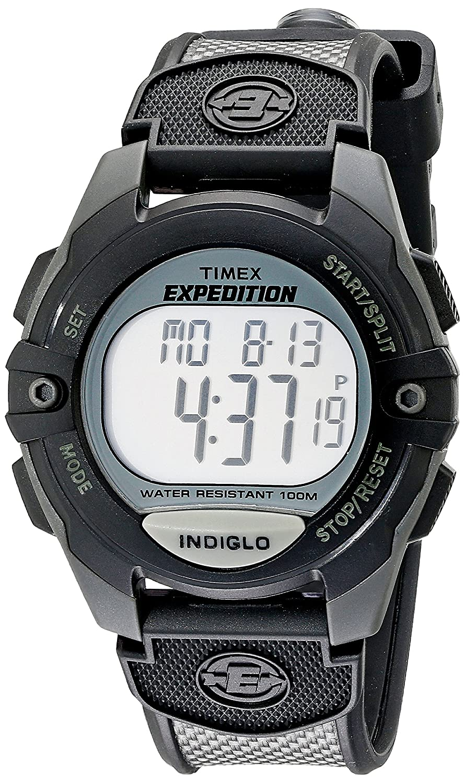 Amazon Timex Expedition Classic Digital Chrono Alarm Timer 41mm