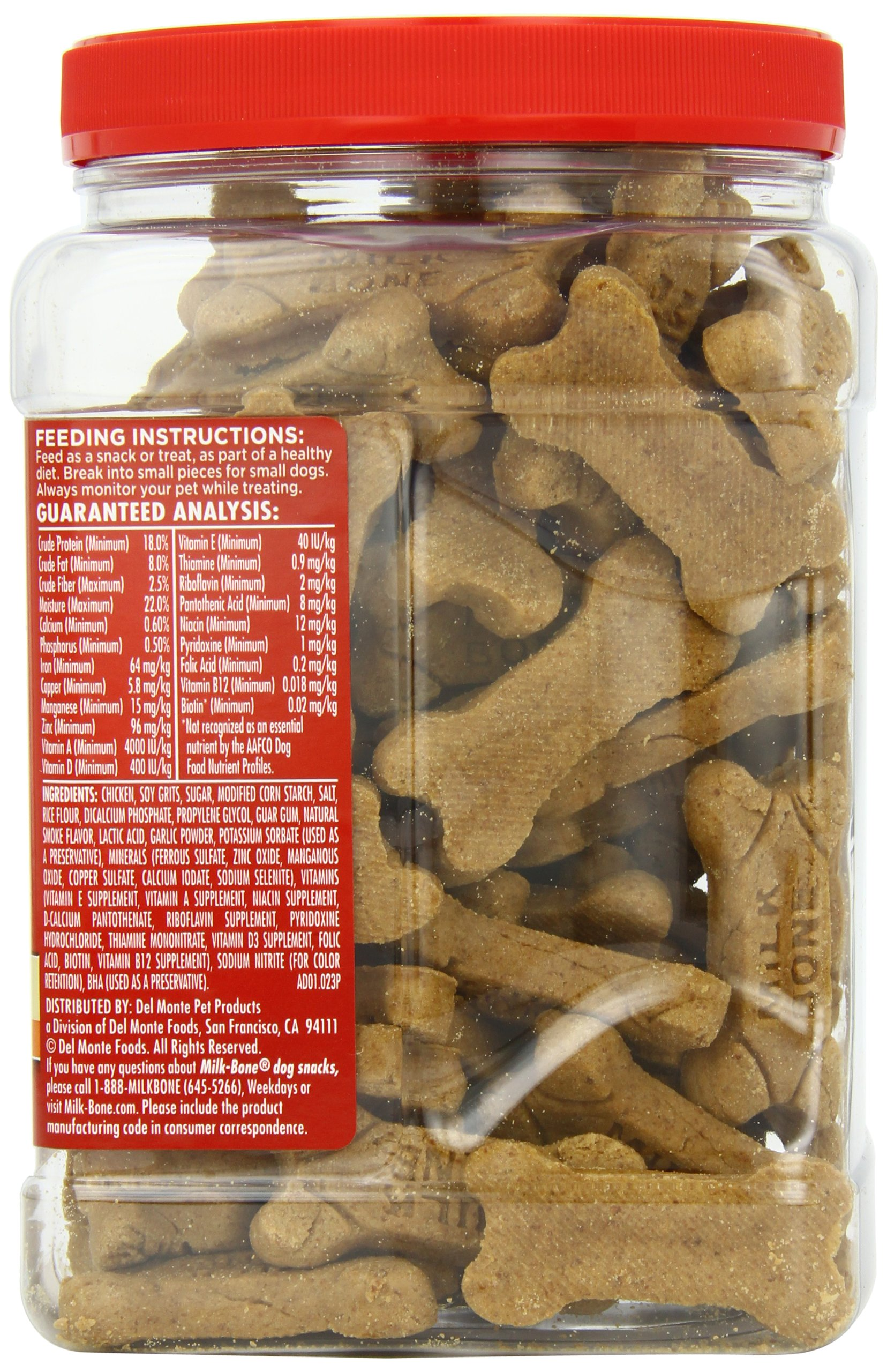 Milk-Bone Soft & Chewy Dog Treats with 12 Vitamins and Minerals 5