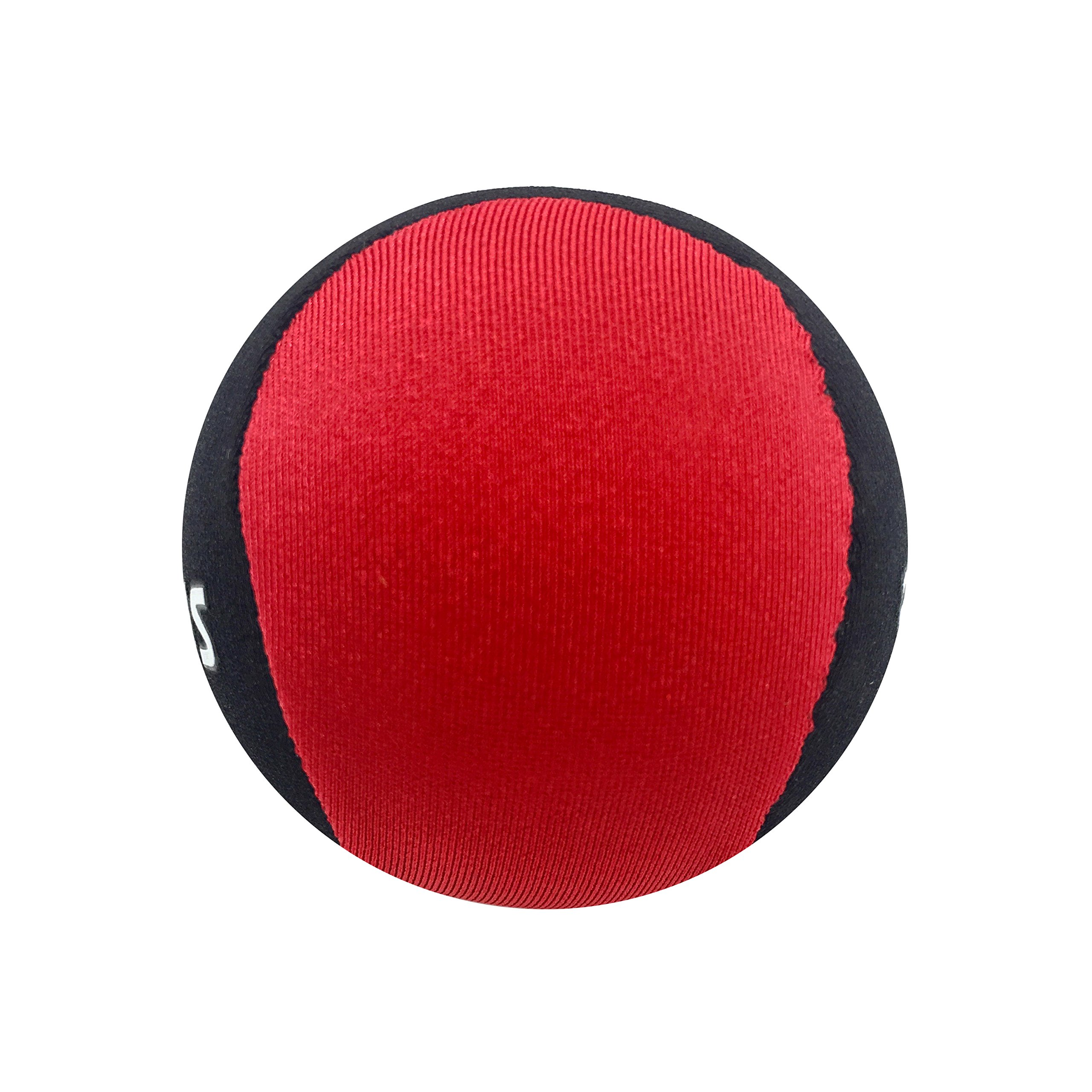 Silfrae Water Jumping Ball Surf Ball Water Bouncing Ball (Red) by Silfrae