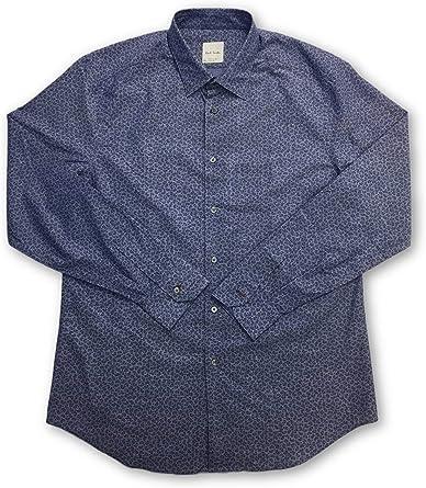 Paul Smith Shirt in Blue - 17: Amazon.es: Ropa y accesorios