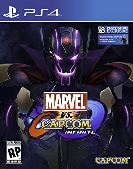 Marvel vs. Capcom Infinite Standard Edition for PS4 or Xbox One