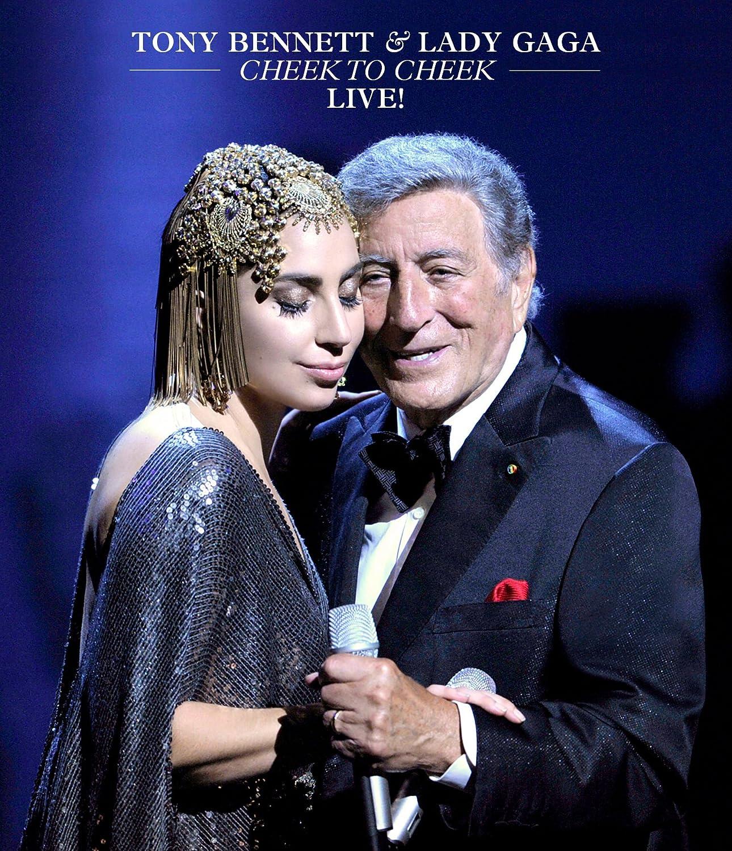 Amazon.com: Cheek to Cheek - Live: Lady Gaga, Tony Bennett, Lady Gaga: Cine  y TV