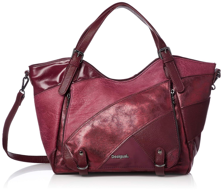 Desigual 18WAXP013006 Bols Priya Rotterdam Handbag 24 cm  Amazon.co.uk   Shoes   Bags 315333d6ddf