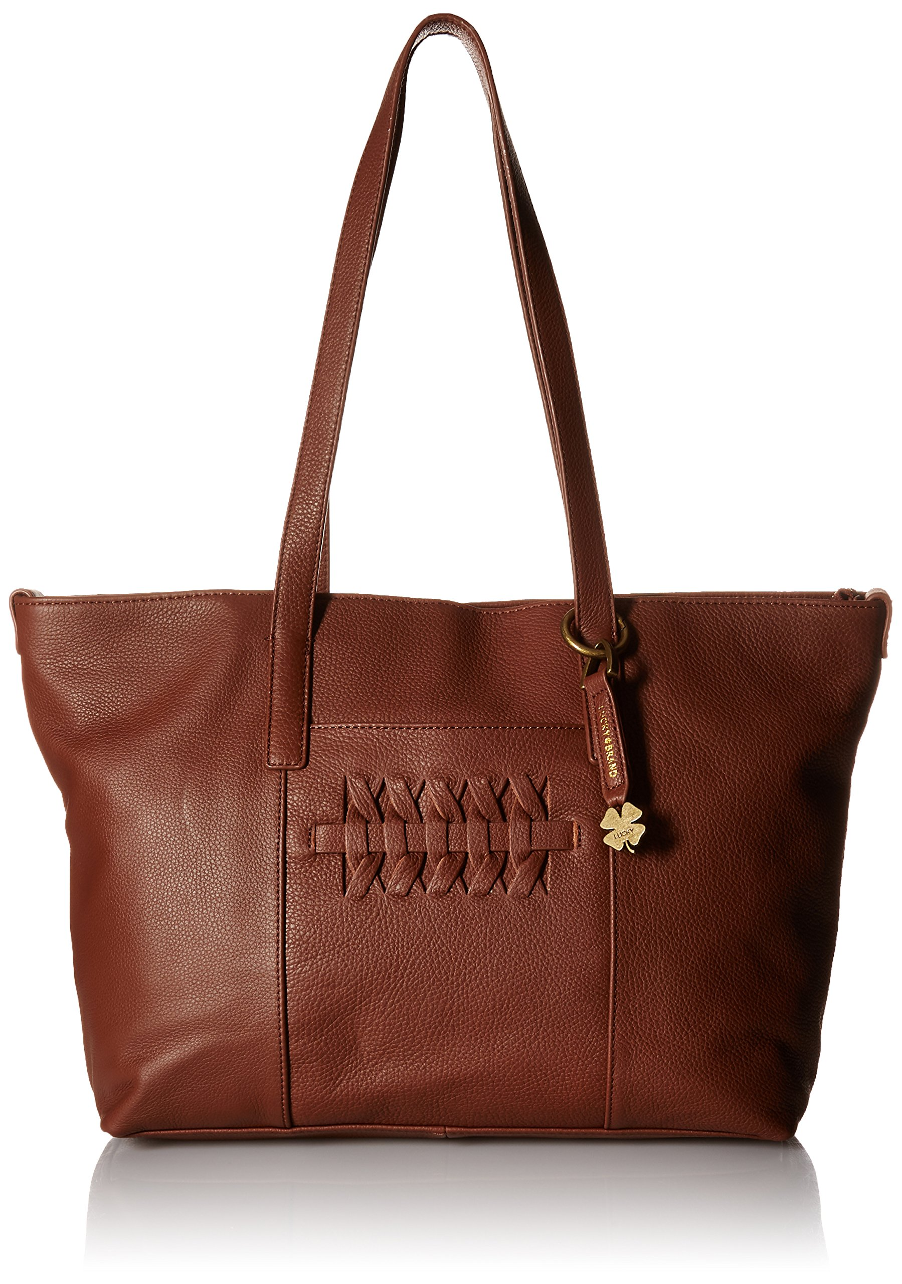 Lucky Brand Kingston Tote, Brandy