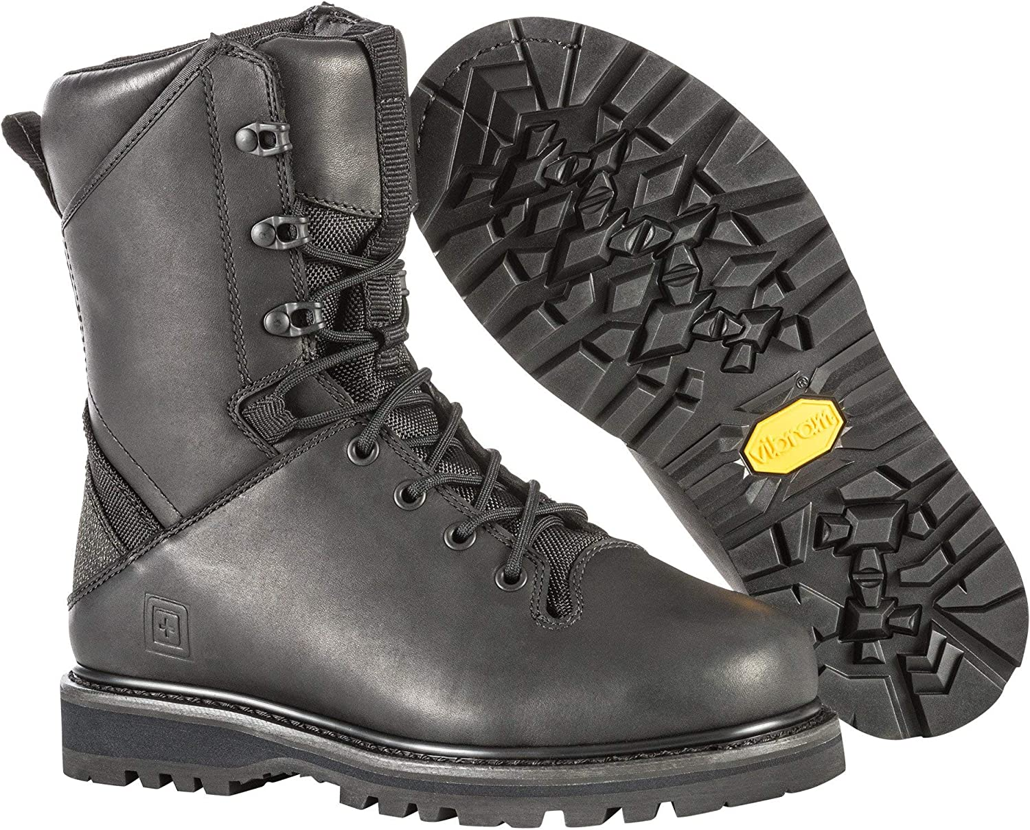"""5.11 Men's 8"""" Apex Tactical Boot - Covert Pocket, All Day Support, Style 12381"""
