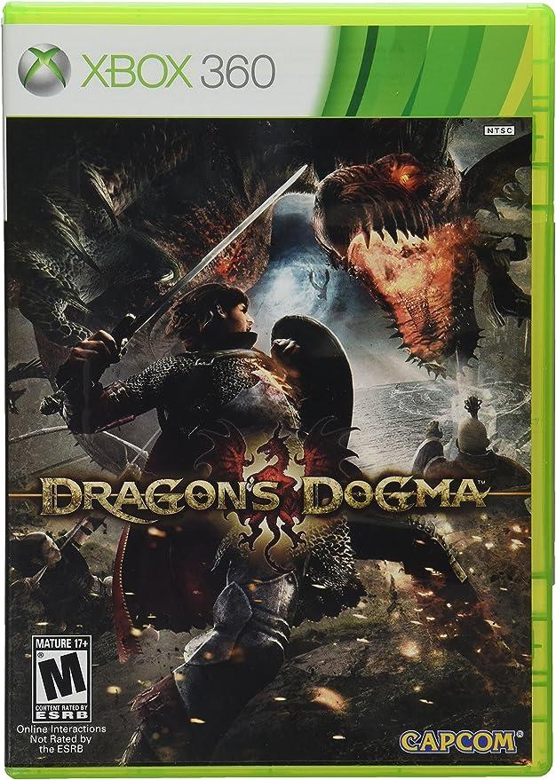 Capcom Dragons Dogma, Xbox360 - Juego (Xbox360): Amazon.es: Videojuegos