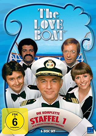 The Love Boat - Die Komplette Staffel 1/Folge 01-24 6 DVDs: Amazon ...
