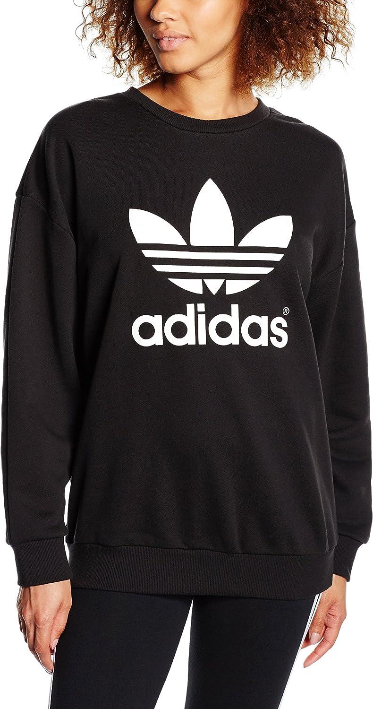 adidas P01551 Trefoil Sweatshirt à capuche femme