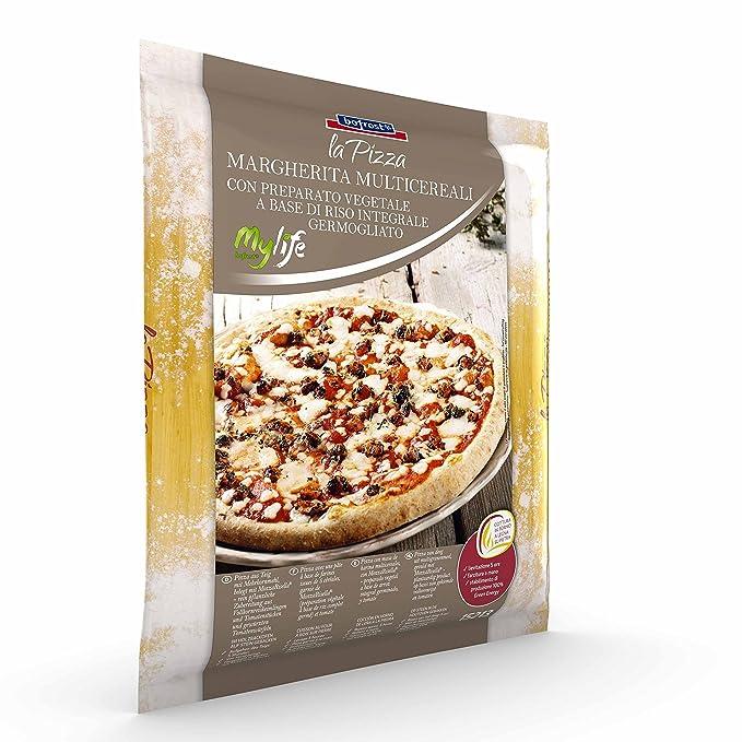 1 opinioni per bofrost- Pizza Margherita Multicereali Mylife- SURGELATO