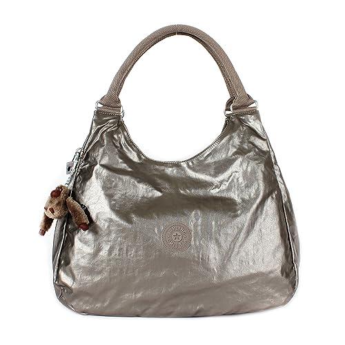 2466dcf0a Kipling Bagsational, Metallic Pewter, One Size: Amazon.ca: Shoes & Handbags