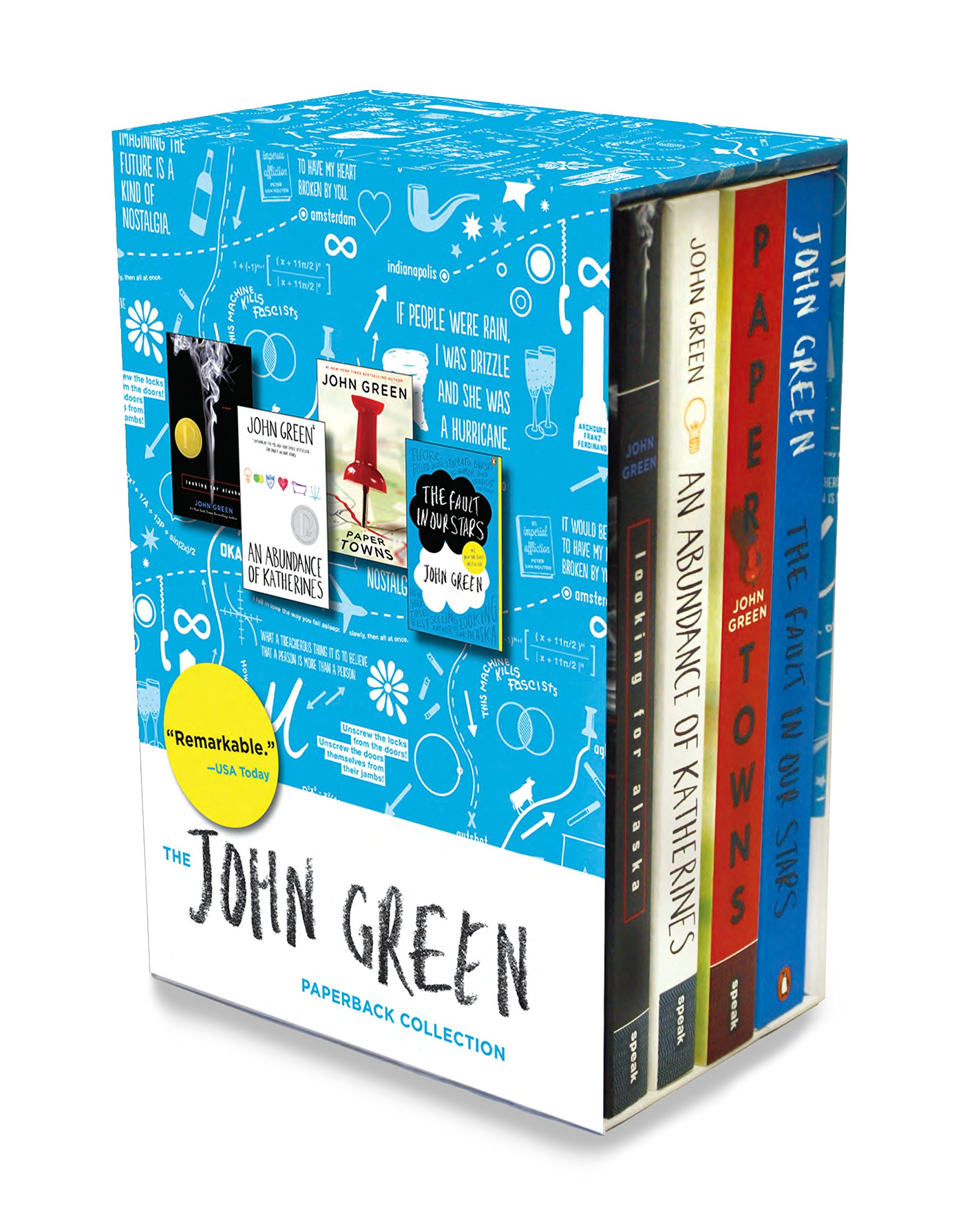 John Green Box Set  4 Books