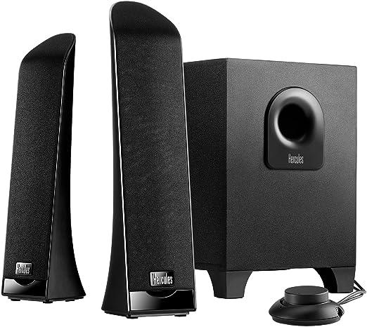 13 opinioni per Soundsystem Hercules XPS 2.1 Slim EU [Edizione: Germania]