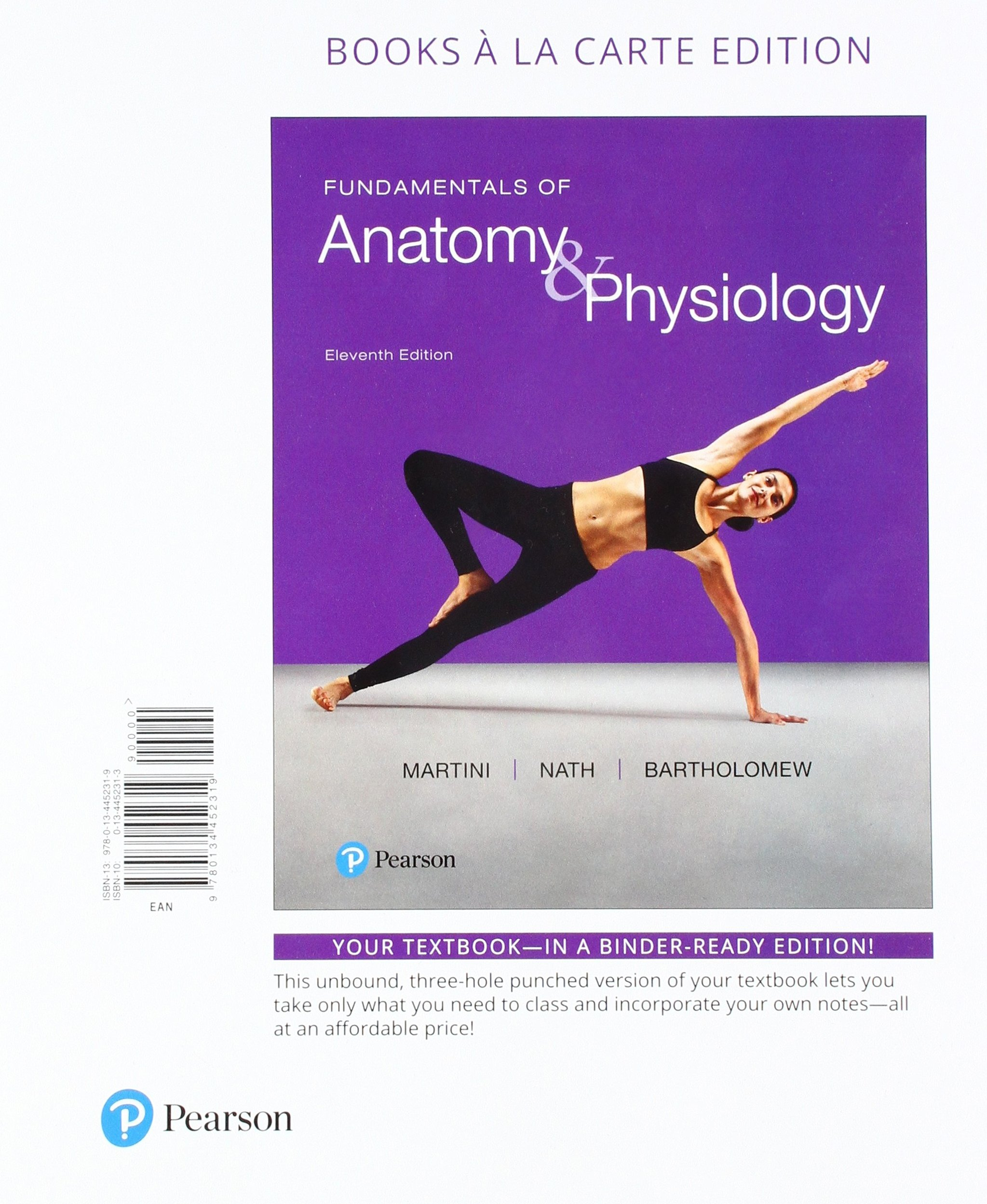 Fundamentals of Anatomy & Physiology, Books a la Carte Plus ...