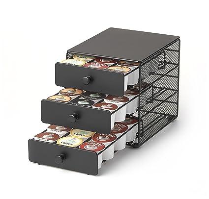 Keurig Brewed 3 Tier K Cup Storage Drawer   36 Capacity