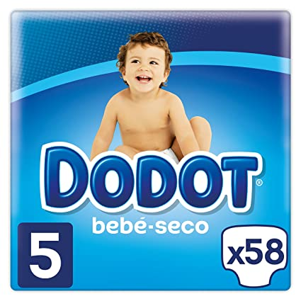 Pañales dodot t3 carrefour