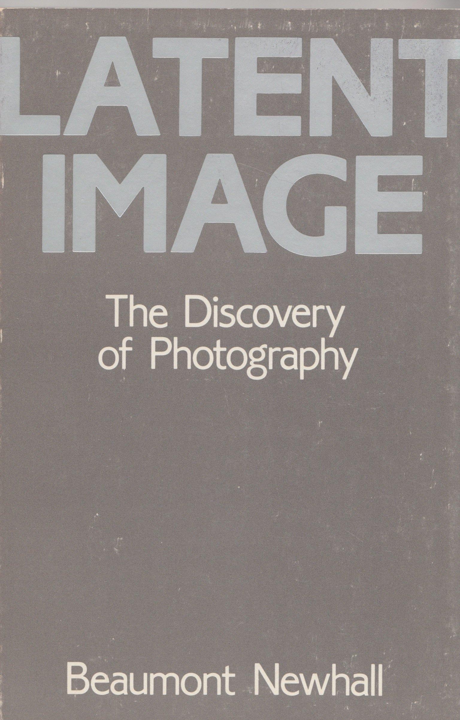 Latent Image: The Discovery of Photography: Amazon.es: Libros en idiomas extranjeros