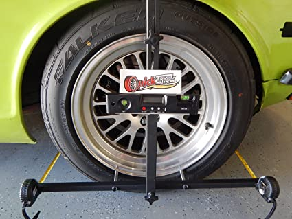 QuickSlide Elite Wheel Alignment All 3 In One Caster Camber Toe