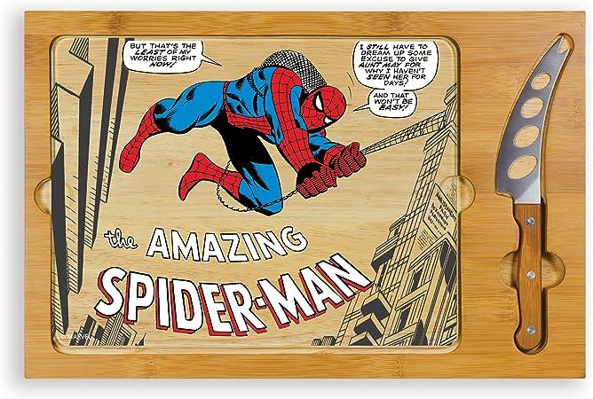 Compra Marvel Spider-Man Icon - Juego de mesa (3 piezas) en Amazon.es