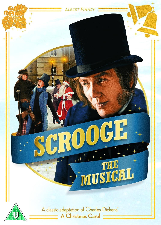 Scrooge [UK Import]: Amazon.de: Albert Finney, Alec Guinness, Edith ...