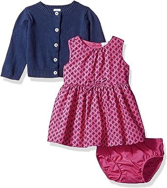Carters Baby Girls Dress Sets 121g891