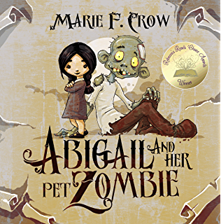 abigail and her pet zombie zoo day an illustrated children s