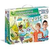 Clementoni - 52075.6 - Le Laboratoire Des Plantes - Jeu Scientifique