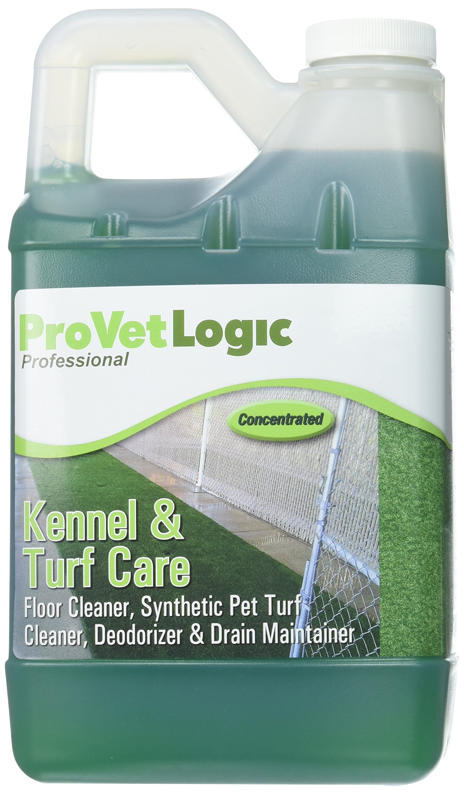 Amazon.com: ProVetLogic Kennel Care, Pet Floor Cleaner, Synthetic ...