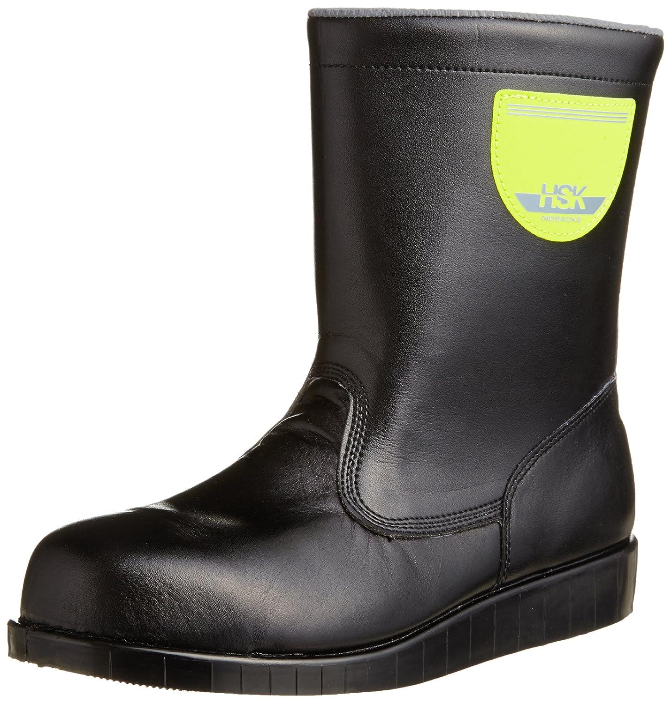 [ノサックス] Nosacks 舗装靴 HSK208 半長靴 道路舗装用 安全靴 ブーツ B009JHSYU8 25.0 cm|ブラック