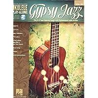 Ukulele Play-Along Volume 39: Gypsy Jazz (Book/Online Audio)