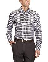 Tommy Hilfiger Tailored Herren Businesshemd Regular Fit 1200772 / Johny Fit 1
