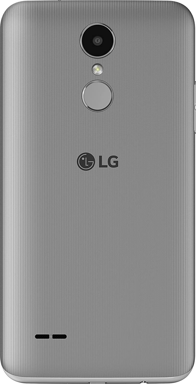 Lg Mobile K4 Dual Sim Smartphone 5 Zoll Titan Elektronik K10 Power 4g Lte 55ampquot 2 16gb 13 5mp